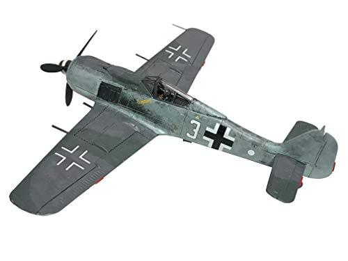 エアフィックス 1/72 ドイツ空軍 フォッケウルフFw190 A-8 プラモデル X-1020A