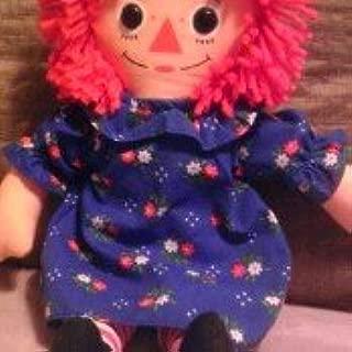 Raggedy Ann Doll 12