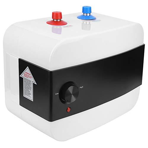 Scaldabagno istantaneo, un piccolo scaldabagno elettrico per cucina e doccia, con funzione di controllo intelligente, utilizzato per la cucina e il bagno (U220V)