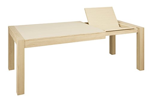 ojemar International Table extensible avec couvercle 140 cm