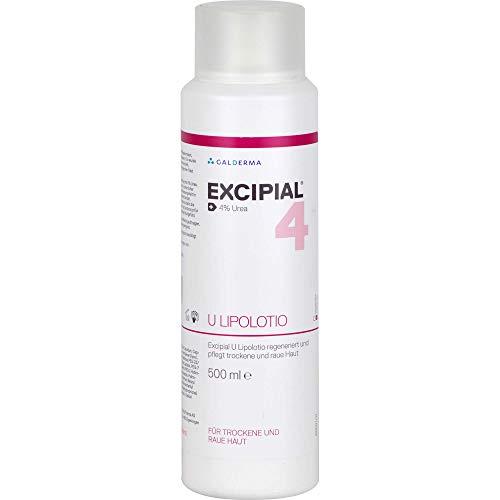 EXCIPIAL U Lipolotio Originalprodukt Galderma, 500 ml Lotion
