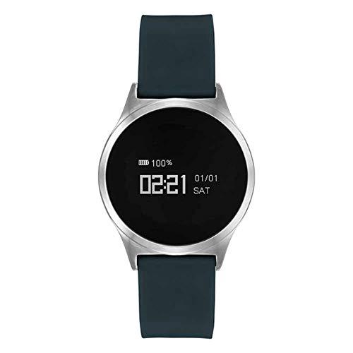 Smart Watch Kiah - Reloj inteligente, color rosa www. libertaz.net