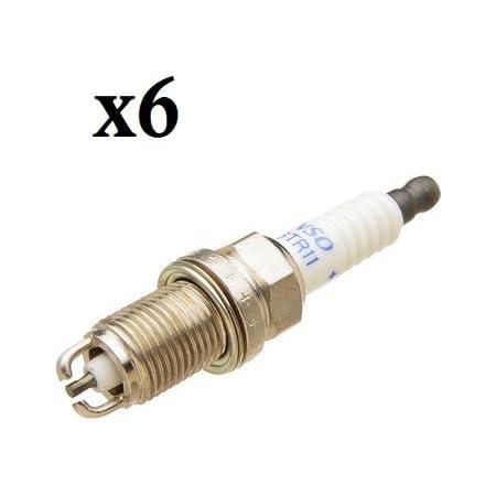Lexus GS300 SC300 Spark Plug Set of 6 Denso NEW 90919 01196 / PK16TR11 / 3289