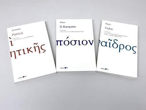 Coleção Clássicos Da Filosofia Grega
