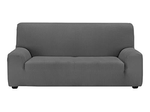 Martina Home Funda de sofá Super elástica Multi Adaptable Daytona, Perla, 4 Plazas