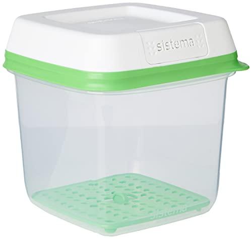 Sistema FreshWorks Medium Square Storage Container 1.5 L