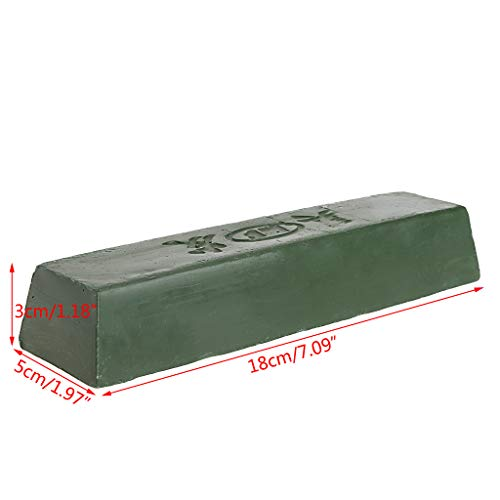 Drill Bits, Sharpener Polishing Wax Paste Metals Chromium Oxide Green Abrasive Paste - Reinly