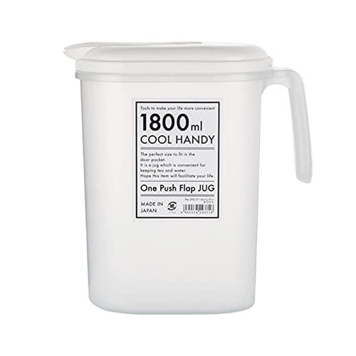 Hervidor de agua portátil para frigorífico, 1,8 l, para la preparación de bebidas frías, para familia o fiestas