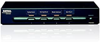 Sima SSW 4 Speaker Selector (4 Speaker Pairs)