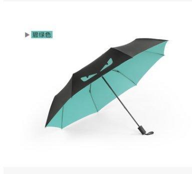 SFSYDDY-Sunny paraplu's volwassen paraplu's zwarte kauwgom parasols zonnebrandcrème parasols zeventig procent uit paraplu's.I