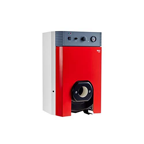 Baxi Caldera de gasoil, 20 kW, sólo para calefacción, fundición, serie Lidia Plus, 38,4 x 55 x 85 centímetros...