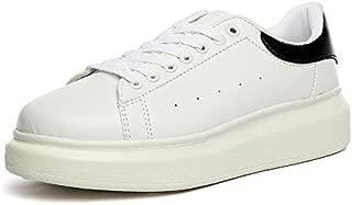 RAKUSHEEP NOBRAND alexMCQUEEN-style Thick bottom Flat sole Sneakers Ladies hicospa