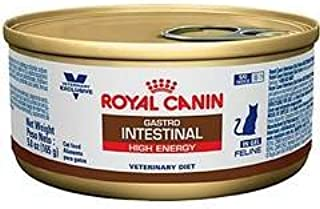 Royal Canin Veterinary Diet Gastrointestinal High Energy HE Canned Cat Food 24/5.8 oz