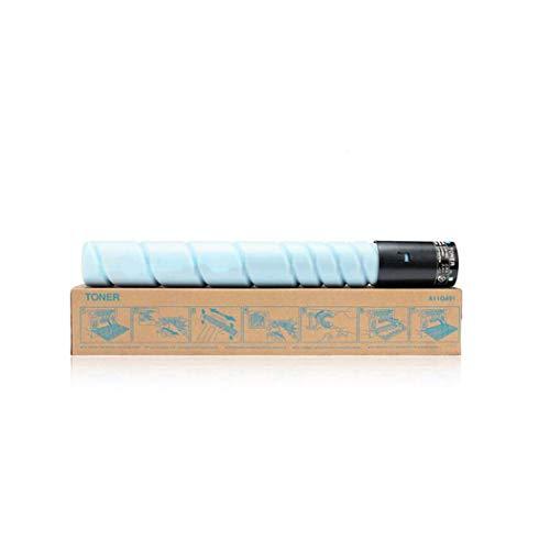 Compatible con el cartucho de tóner de color Minolta TN321 Kemei C 224 284 364 Toner 224E tóner 7822 7828 Cartucho de impresora, páginas negras 29000 blue