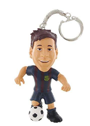 FCB FCBARCELONA Schlüsselanhänger Messi FC Barcelona Schlüsselanhänger, 25 cm, Mehrfarbig