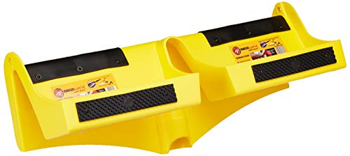 Roofers 220539 RTLM Mount  Ladder Stabilizer That Fits Inside Gutters