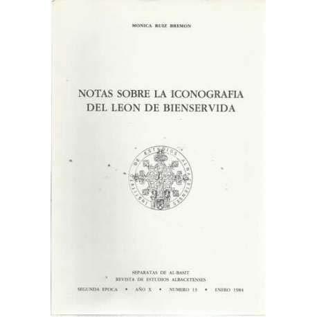 Notas sobre la iconografía del León de Bienservida