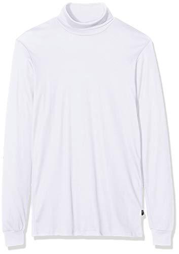 Trigema Herren Sportrollkragenpullover 685010 , Weiß (weiss), X-Large