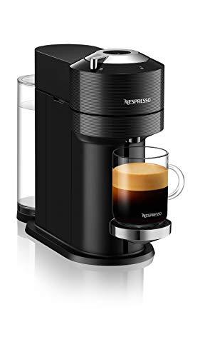 ネスプレッソ コーヒーメーカー ヴァーチュオ ネクスト クラシックブラック GCV1-BK-CP