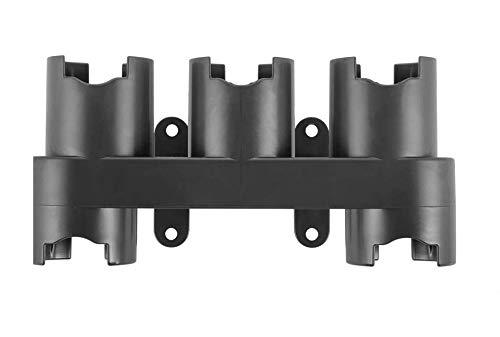 JVJ Wandhalterung Handstaubsauger-Modelle 5 Löcher Staubsauger Bürsten Zubehör Halter für Dyson V11 V10 V8 V7