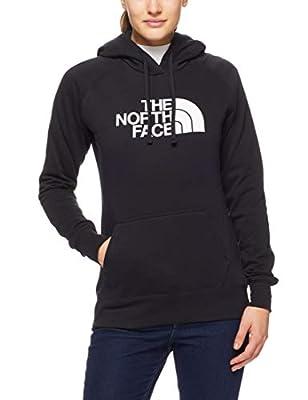 The North Face Women's Half Dome Pullover Hoodie - TNF Black & TNF White - M