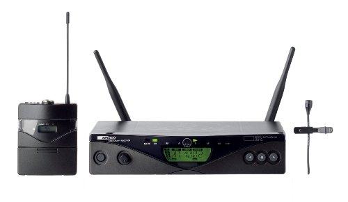 Akg WMS45PTPRESENTER - Wms-45 pt Preser draadloze microfoon SIS microklep