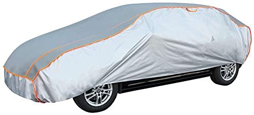 Walser Auto Hagelschutzplane Perma Protect PKW wasserdichte atmungsaktive Hagelschutzgarage für optimalen Hagelschutz, Größe: XXL 30977