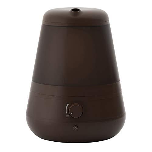 超音波加湿器C011プラスマイナスゼロ±0XQE-C011[ブラウン]