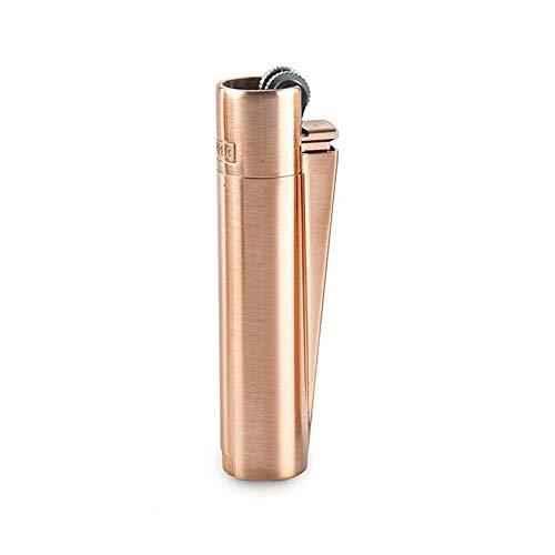 Clipper Metal Lighter (Rose Gold)