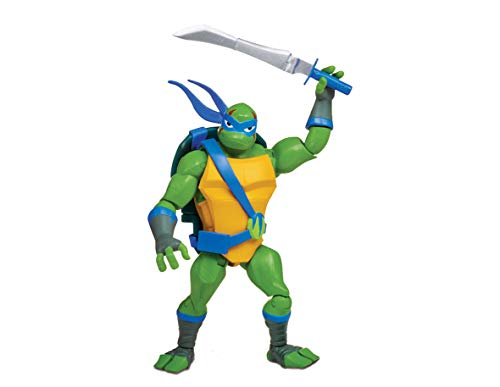 Giochi Preziosi Teenage Mutant Ninja, Turtles Rise Off, Personaggi Base, Storage Leo