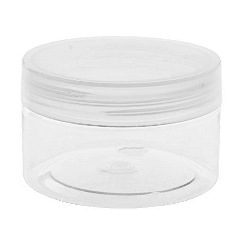 Boîte de rangement 100 ml pour pâte à modeler et pâte à modeler en mousse