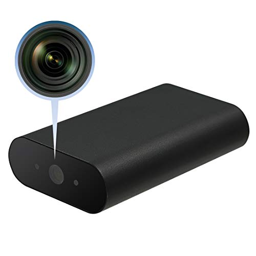 M@Q 小型カメラ モバイルバッテリー型 監視カメラ セキュリティーカメラ 充電器型 防犯 ビデオ カメラ 広角 1080P MP4 長時間録画 日本語取説 ミニ カメラ ポータブル アクショカメラ MQ014