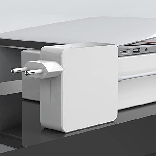 Cargador de 60 W compatible con Mac Book Air, cargador magnético tipo L para Mac Pro de 13 pulgadas 2008 2009 2010 2011 hasta mediados de 2012, cargador para A1278 A1181 A1184 A1344 A1330 A1342 y más.