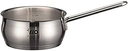 ELO Germany Platin Stainless Steel Induction Milk Pot 1 Quart