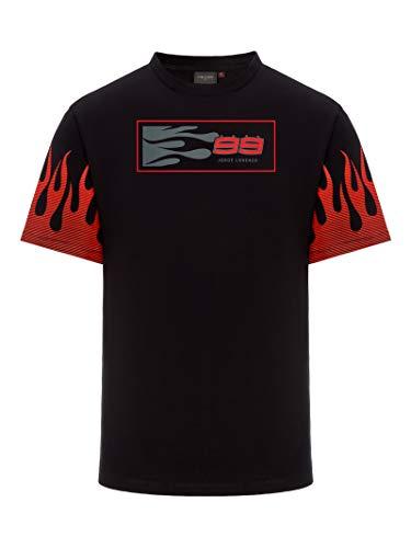 Jorge Lorenzo Camiseta 99 para Hombre en Color Negro