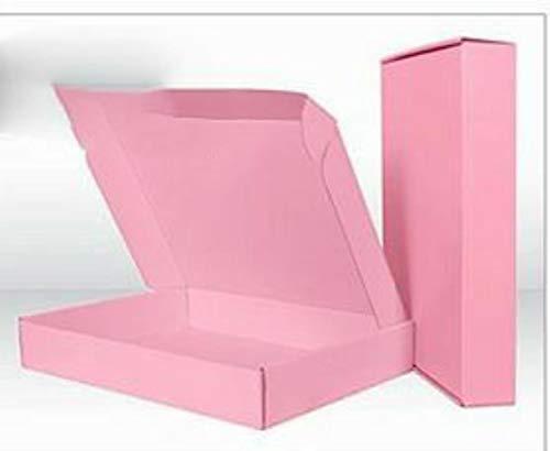 15 * 15 * 5 cm Grote geschenkverpakkingen met deksel Kraft Papier Doos Karton Grote Geschenkdoos Zwart Papieren doos cosmetische verpakking