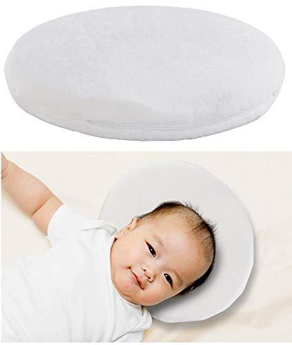 newgen medicals Baby Kissen: Memory-Foam-Kopfkissen für Babys, ergonomisch, OEKO-TEX® Standard 100 (Baby-Kopfkissen)