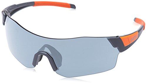 SMITH Pivlock Arena/N Xb M9L 99 Gafas de sol, Gris (Grey Orange/Sil Grey Speckled Cp), Unisex Adulto
