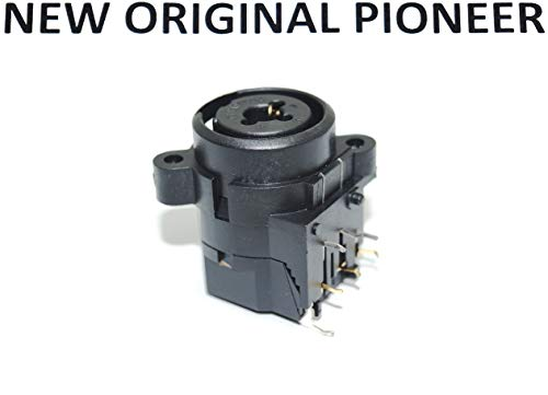 Sale!! DKB1108 New Canon Connector For Pioneer DJ Controller Mixer Multi Player DDJ-RZ DDJ-SZ DDJ-SZ...