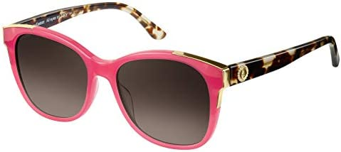 Juicy Couture Women s JU593 s Square Sunglasses CORAL 56 mm product image