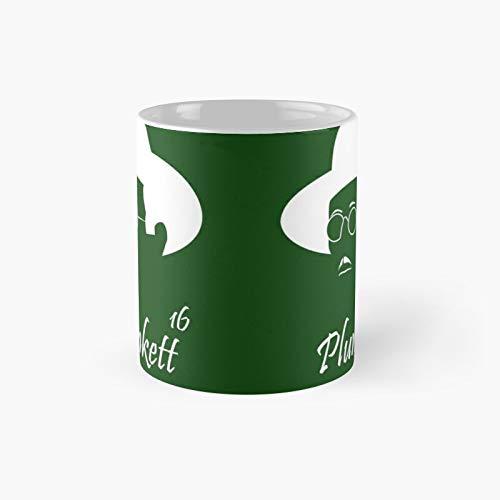 Joseph Plunkett Taza clásica   Mejor regalo Divertidas tazas de café 11 oz