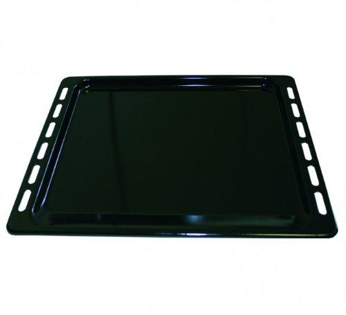 Geëmailleerde bakplaat (OT) 17 mm, geschikt voor apparaten van: Algor Bauknecht Ikea Wh.