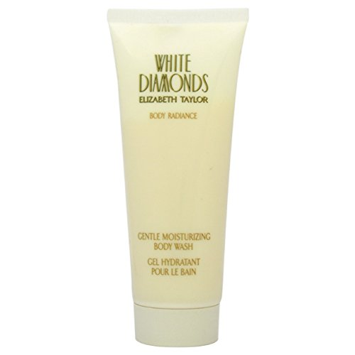 Elizabeth Taylor White Diamonds Body Wash For Women, 3.3 Ounce