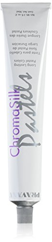 Pravana Chromasilk Pastels Long Lasting Color, Luscious Lavender Hair Color for Unisex, 3 Ounce