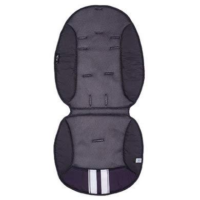 Easywalker - Colchoneta universal de verano easy walker para silla de paseo buggy gris oscuro
