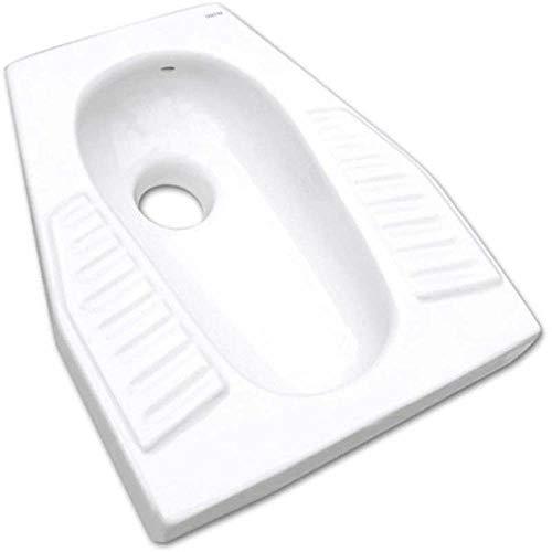 VASO ALLA TURCA LINPHA Sanitari Ceramica Bianca