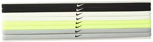 Nike Skinny Hairbands 8 Pack black/black/white