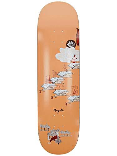 Magenta Skateboard Deck Infinite Loop 8.25