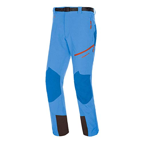 Trangoworld Trx2 PES Pro Dv Pant. Longueur Homme, Bleu, 2XL