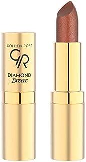 Golden Rose Diamond Breeze Shimmering Lipstick -03 Russet Sparkle